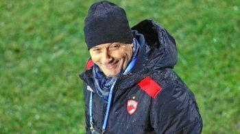 "Dinamo ""FARA NUME!"" Jucatorul surpriza care a aparut azi la amicalul cu Sion! FOTO"