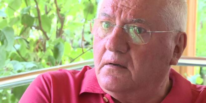 Prima reactie a lui Dragomir dupa ce a fost condamnat la 4 ani de inchisoare:  Domnule, nu sunt relaxat!