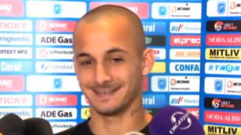 """Oare ce zice Torino cand il aude pe Mitrita?! :) """"Ooo, daca era vorba de Juventus plecam imediat!"""""""