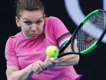 AUSTRALIAN OPEN | SIMONA HALEP - SOFIA KENIN, in turul 2! Meciul incepe dupa terminarea partidei Wawrinka - Raonic