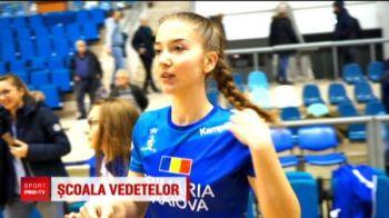 Noua Cristina Neagu creste la Craiova! Are doar 16 ani si a facut senzatie chiar impotriva CSM-ului