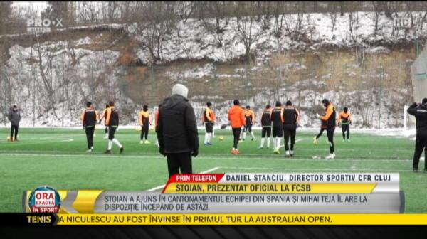 Anuntul de ultima ora al lui CFR Cluj dupa ofertele primite pentru Tucudean
