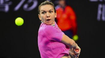 """""""M-am accidentat!"""" Simona Halep a facut anuntul momentului la Australian Open"""