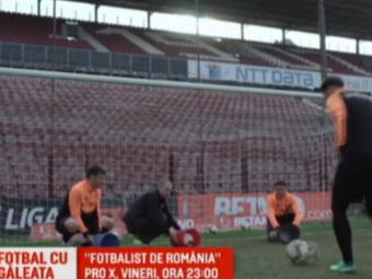 Fotbalist de Romania, vineri la PRO X: Paun de la CFR, bun de Borussia Dortmund :) Ce minuni a facut la un antrenament