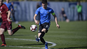 VIDEO // SUPER GOL Ianis Hagi, lob peste portar: Viitorul 2-2 Rubin Kazan, in al doilea meci din Antalya