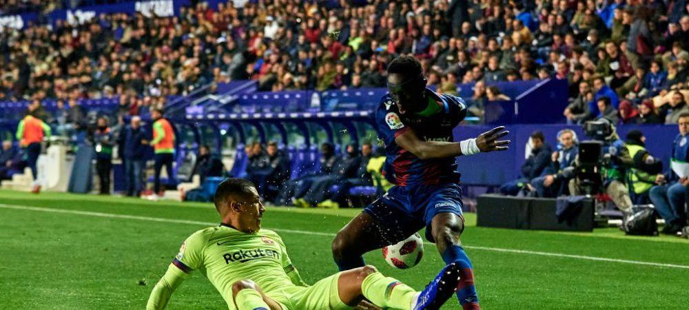 ULTIMA ORA   Barcelona risca sa piarda meciul din Cupa la masa verde! Greseala de amator facuta de Valverde