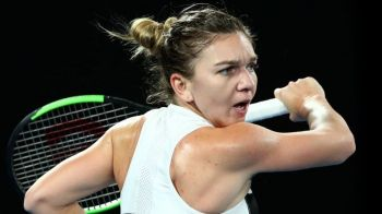 """Simona Halep l-a CONVINS si pe Mats Wilander: """"Se poate lupta cu oricine aici, la Australian Open"""""""