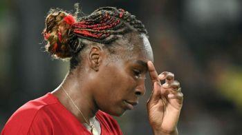 Venus se TARASTE la meciul cu Simona Halep! Imaginile momentului la Australian Open! Cum a fost surprinsa jucatoarea de 38 ani. VIDEO
