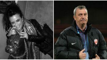 Cum arata fiica cea mare a lui Mircea Rednic. Raisa a evitat fotbalul si are o afacere de succes. FOTO