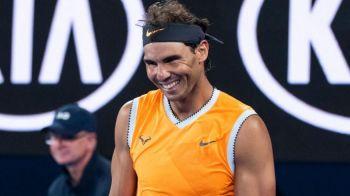 Rafael Nadal, inca o superstitie in ARSENAL! Ce gest face ibericul pe teren. VIDEO