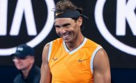 Rafael Nadal, inca o superstitie in ARSENAL! Ce gest face ibericul pe teren. VIDEO