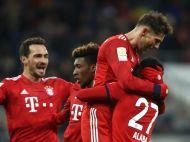 Hoffenheim 1-3 Bayern: Goretzka si Lewandowski rezolva partida! |15 meciuri de urmarit in acest weekend:Arsenal - Chelsea si Real Madrid - Sevilla