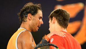 Scene incredibile la Australian Open! Rafael Nadal, HUIDUIT dupa ce l-a eliminat pe favoritul gazdelor! VIDEO