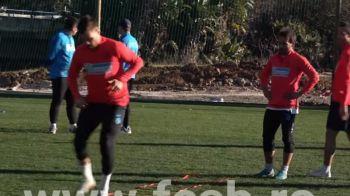 Veste excelenta pentru Mihai Teja! Trei fotbalisti au revenit astazi la antrenament! Sunt jucatori de baza pentru FCSB!