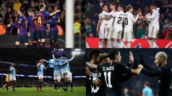 Aceasta e cel mai valoros club din Europa! Care e valoarea de piata a marilor echipe din cele mai importante cinci ligi europene
