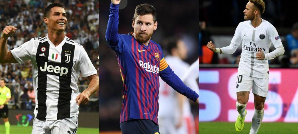 """ANUNT OFICIAL UEFA! Acestea sunt cluburile cu BUGETE DE SALARII URIASE! Care este cea mai """"generoasa"""" liga din Europa"""