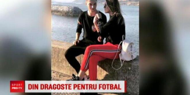 Trimis de olteni la Iasi, Burlacu va fi antrenat de viitorul socru! Fata lui Stoican e iubita lui:  Sper sa vina repede langa mine!