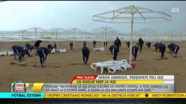 """""""N-a mai venit la serviciu de doua saptamani!"""" Clubul din Liga 1 care vrea sa-si dea AFARA patronul a primit oferta de la Massone!"""