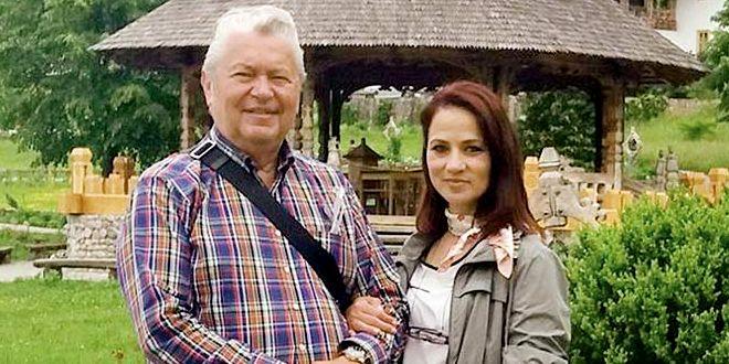 Gheorghe Turda, parasit de iubita mai tanara cu 23 de ani decat el. Mesajul transmis de Nicoleta Voicu