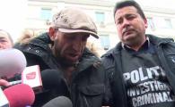 Reactia recidivistului care a batut un batran in Galati si i-a furat 500 de euro si telefonul