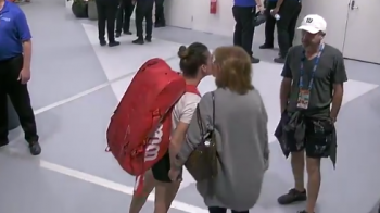 "HALEP - VENUS WILLIAMS | ""Mersi, mami!"" Imagini EMOTIONANTE cu Simona si mama ei la Australian Open. VIDEO"