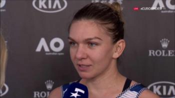 """SIMONA HALEP - SERENA WILLIAMS, AUSTRALIAN OPEN   Anunt de ULTIMA ORA facut de Simona: """"Nu poti la acest nivel fara antrenor!"""" Ce a spus despre duelul cu Serena"""