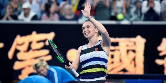 SIMONA HALEP, AUSTRALIAN OPEN | Clipul postat de Simona imediat dupa victoria cu Venus a strans mii de reactii in timp record! VIDEO