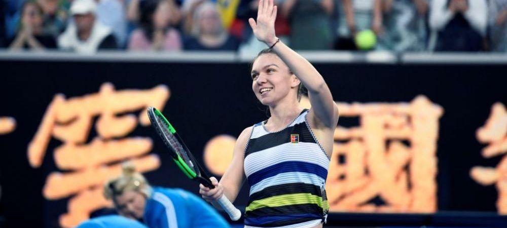 SIMONA HALEP, AUSTRALIAN OPEN   Clipul postat de Simona imediat dupa victoria cu Venus a strans mii de reactii in timp record! VIDEO