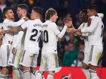 ACUM Real Madrid 0-0 Sevilla! Ultima speranta la titlu pentru Real | ACUM Man United 2-0 Brighton si Liverpool 0-1 Crystal Palace