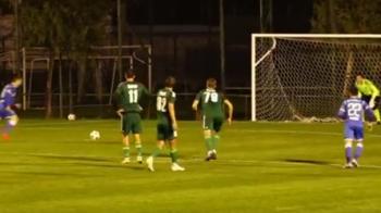 Cristea IS ON FIRE! Inca un gol pentru Craiova! Oltenii au DISTRUS-O pe Vorskla: 3-0! VIDEO