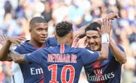 SHOW a la PSG! Campioana Frantei si-a NAUCIT adversara! Neymar, Mbappe si Cavani au reusit INCREDIBILUL