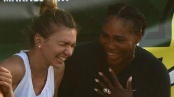 SIMONA HALEP - SERENA WILLIAMS, AUSTRALIAN OPEN   Liderul mondial stie cum s-o invinga pe Serena! Halep si-a pregatit tactica pentru finala din optimi