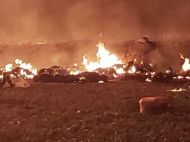 """Scene ca de razboi dupa explozia din Mexic: """"Cadea pielea de pe cei arsi"""""""