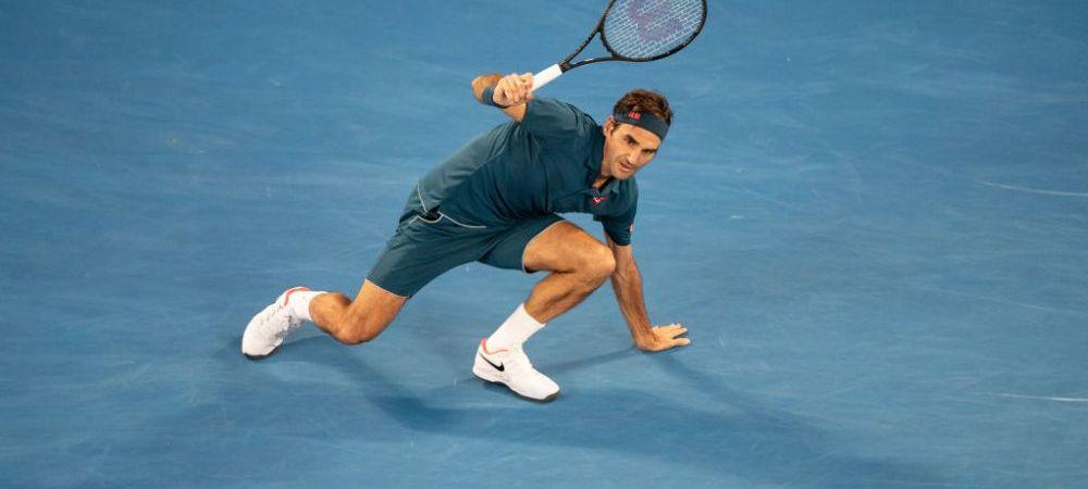 Federer, OUT de la Australian Open dupa un meci NEBUN cu Tsitsipas! TOATE REZULTATELE ZILEI