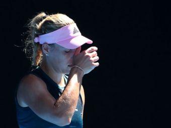 AUSTRALIAN OPEN | DUBLU SOC: Kerber, MACELARITA de o jucatoare care nu era pe lista capilor de serie! Sharapova, OUT dupa un thriller de peste doua ore cu favorita gazdelor