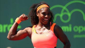 "AUSTRALIAN OPEN   Serena Williams INCA MAI ARE probleme dupa nastere! ""Am crezut ca sunt in super forma, dar am vazut ca am trei colacei!"""