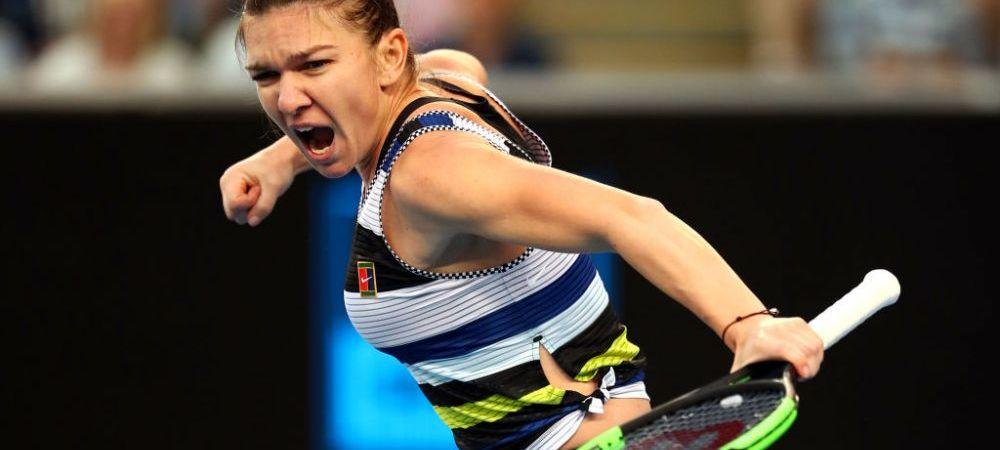 SIMONA HALEP, AUSTRALIAN OPEN | Cum se schimba cursa pentru locul 1 mondial! Principala rivala a Simonei COBOARA pana cel putin pe locul 5. NOI CALCULE