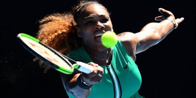 SIMONA HALEP - SERENA WILLIAMS, AUSTRALIAN OPEN | Serena se antreneaza doar cu BARBATI inainte de duelul din optimi cu liderul mondial! VIDEO SENZATIONAL