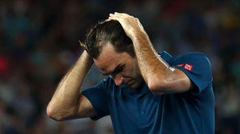 "AUSTRALIAN OPEN | Federer, cum rar este vazut! Elvetianul a rabufnit pe teren: ""Cred ca ai constiinta incarcata!"""