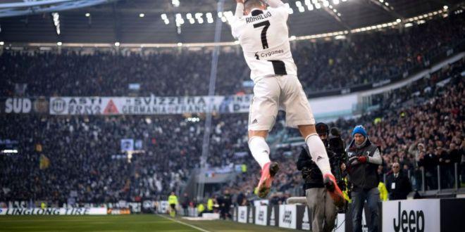 Cristiano Ronaldo, EGALAT in clasamentul golgheterilor din Serie A dupa NEBUNIA de astazi! Cum a reactionat portughezul dupa ce un atacant a dat PATRU GOLURI