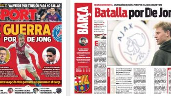 RAZBOI in toata regula intre Barcelona si PSG pentru DIAMANTUL de lux al Europei! El e jucatorul care ar putea declansa o noua ciocnire TOTALA