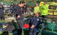 """Radoi, luat prin surprindere de fostul antrenor: """"Esti la FCSB?"""" Raspunsul oferit de fostul capitan al Stelei"""