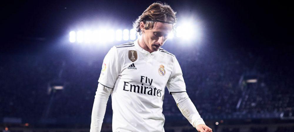Modric, despre viitorul sau la Real Madrid! Ce decizie a luat Balonul de Aur!