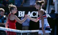 UPDATE: Serena Williams - Karolina Pliskova, in sferturile de la AO. Pliskova a distrus-o pe Muguruza azi