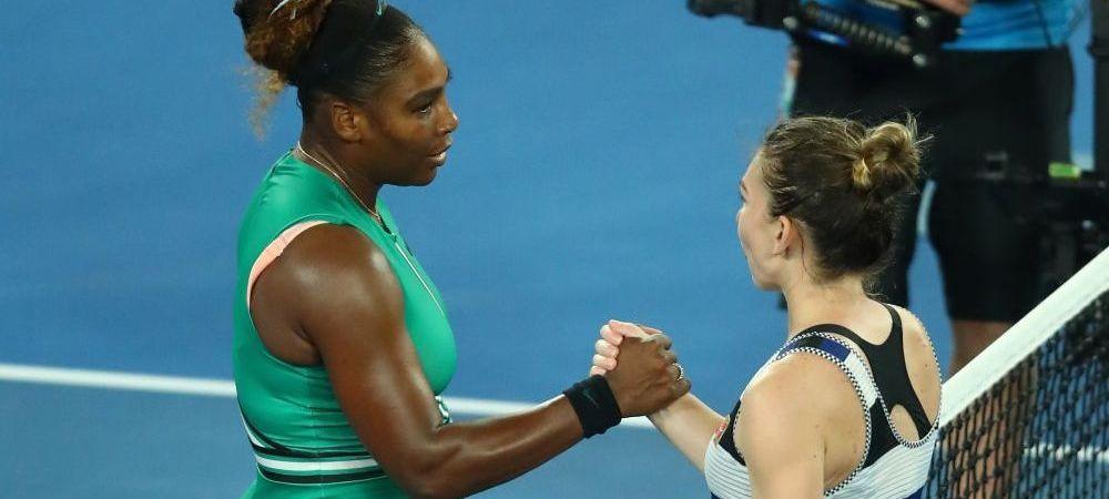 """""""NU AI VOIE sa faci asta cand esti no.1 mondial!"""" Unde a pierdut Simona Halep meciul cu Serena Williams, din optimile AO"""