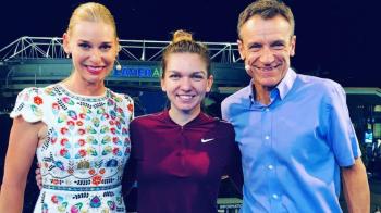 """Imi scot palaria in fata Simonei!"" Mats Wilander, despre URIAS al Simonei Halep de la Australian Open"
