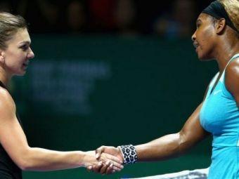 Simona Halep, invinsa de o jucatoare legendara! Cifrele incredibile inregistrate de Serena Williams dupa aceasta victorie!