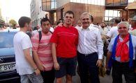 """Exclusiv / Fiul Vioricai Dancila e fan impatimit Dinamo: """"Am stat de mic in peluza. Sunt singurul din familie care tine cu ei"""""""