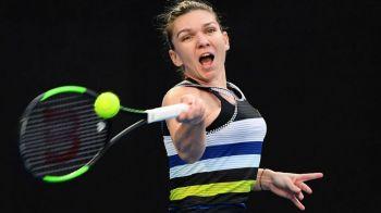 """Simona Halep A IMPRESIONAT-O pe Chris Evert la Australian Open! """"A luptat din greu"""""""