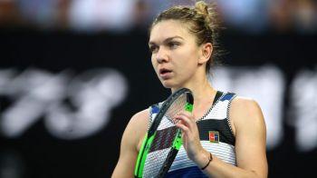 """""""Nu ma stresez de clasament!"""" Decizia luata de Simona Halep dupa eliminarea de la Australian Open"""